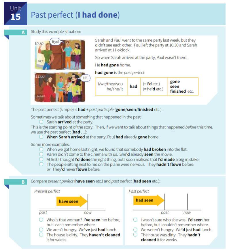 دانلود کتاب آموزش زبان انگلیسی english grammar in use