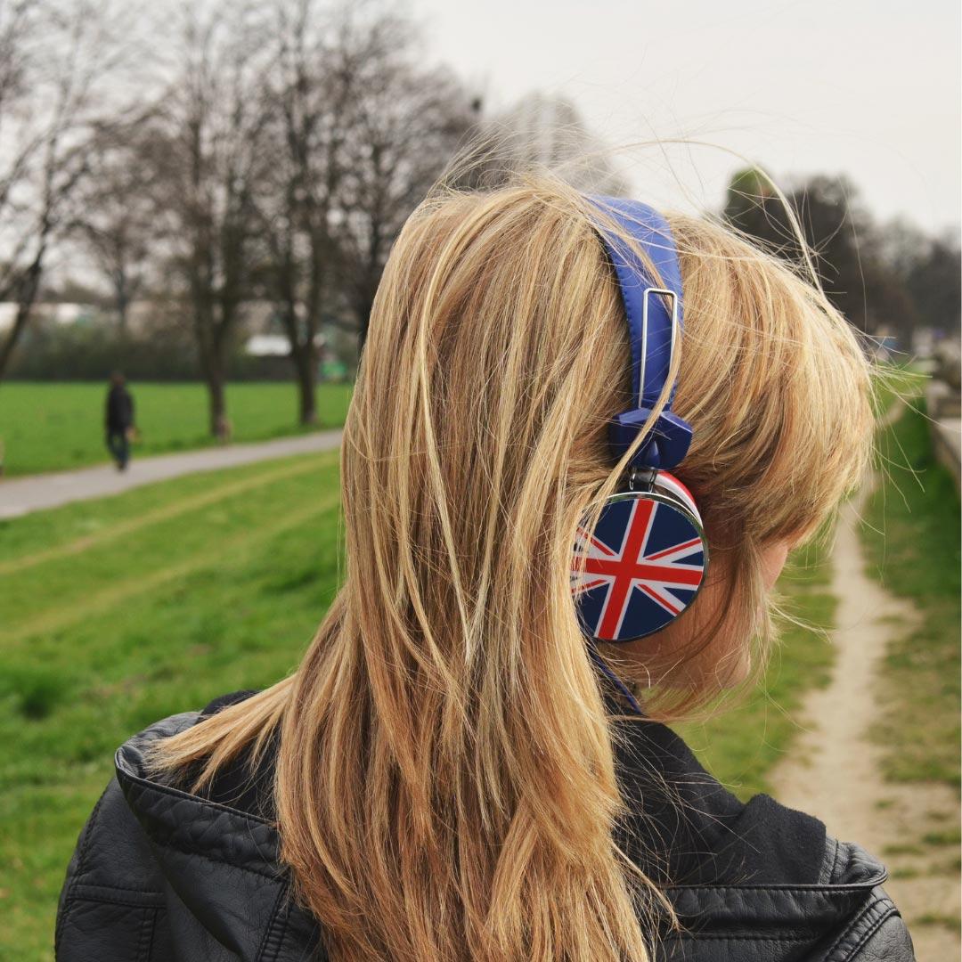ضبط کردن صدای برای یادگیری زبان انگلیسی